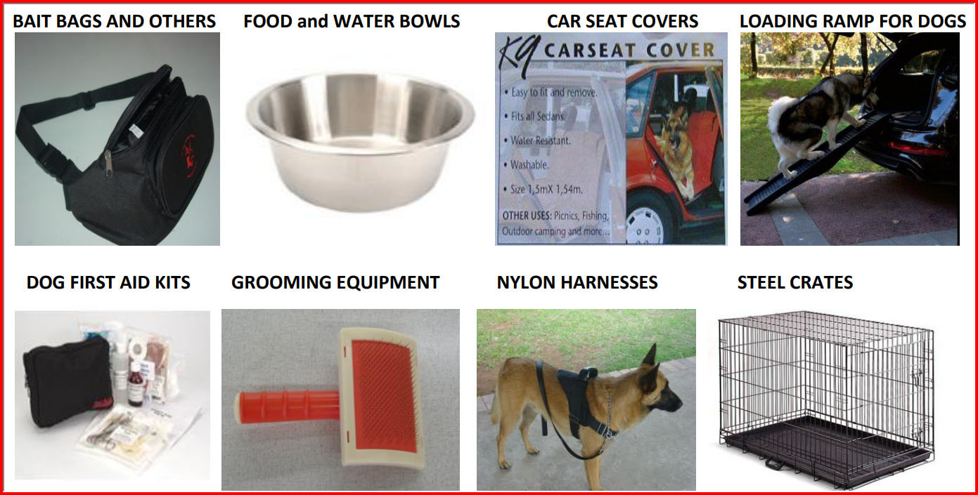 Dog Equipment Suppliers