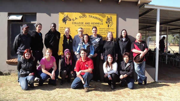 Dog Trainer Classes