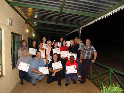 Instructor Course March 2013